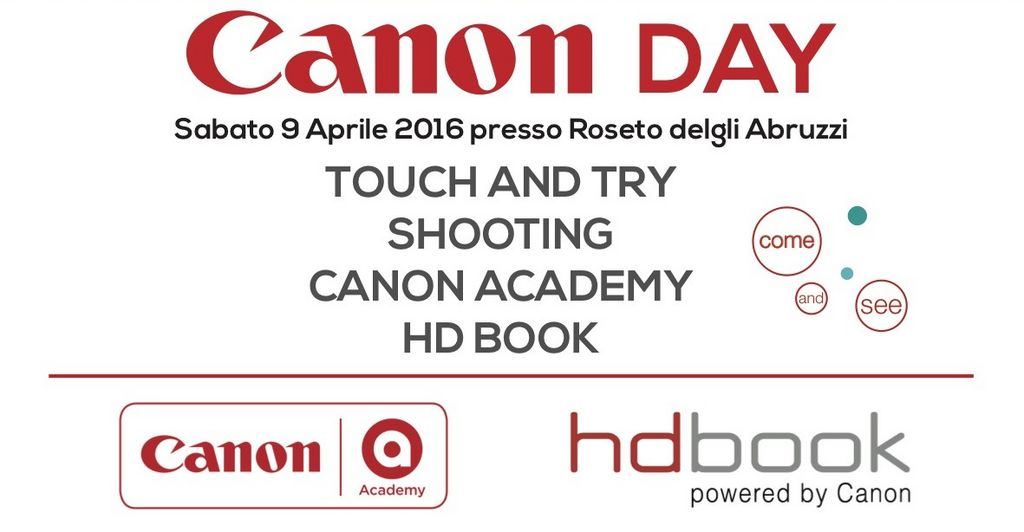 Canon Day