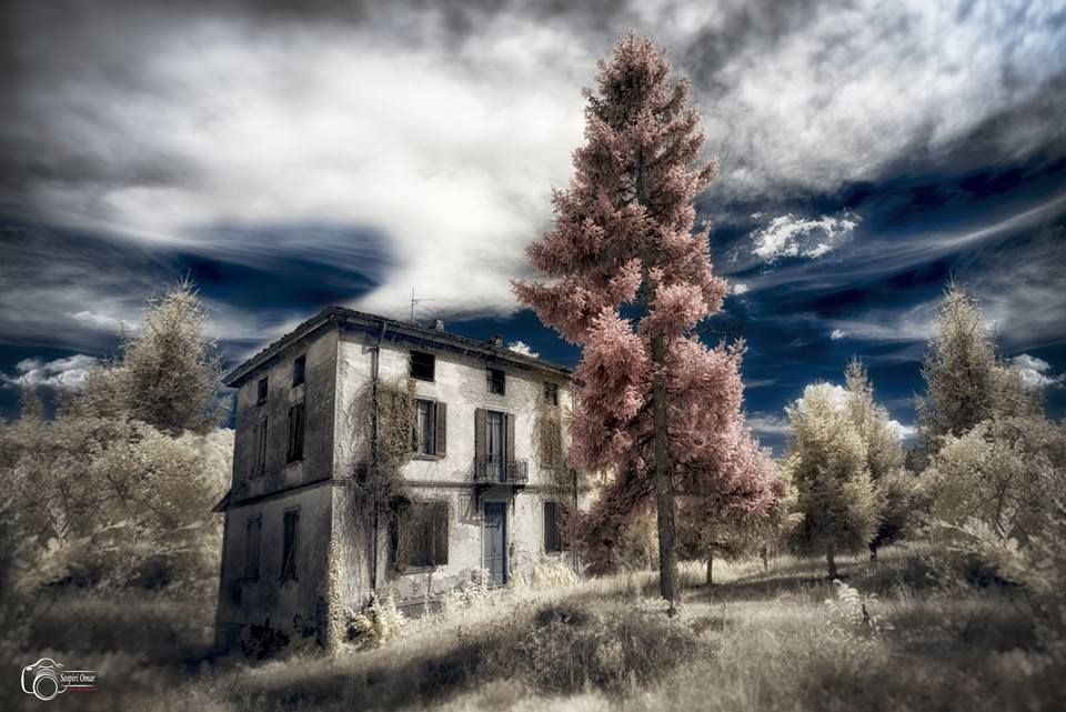 Infrared Passion by Domiad Photo Network - Cover