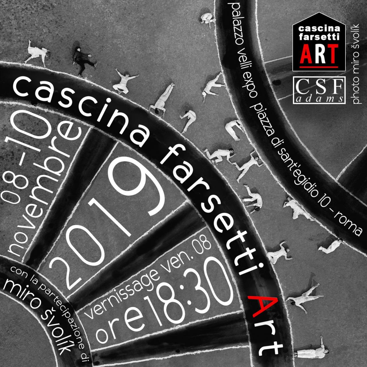 CascinafarsettiArt 2019